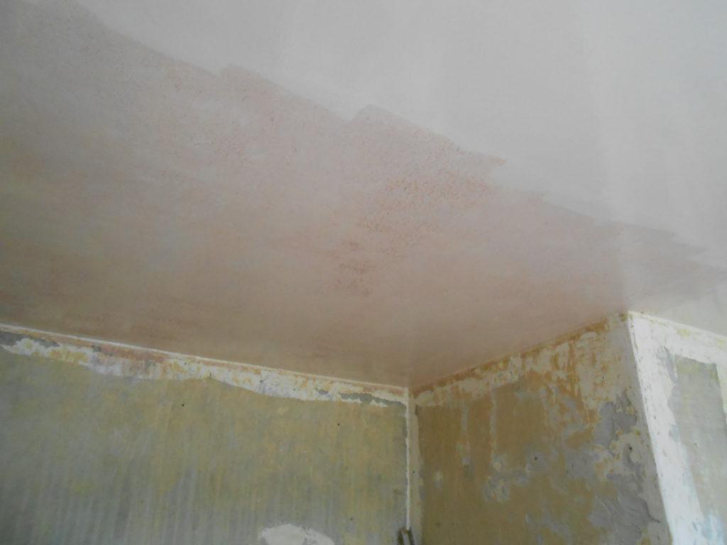 ак правильно подготовить потолок и стены для покраски