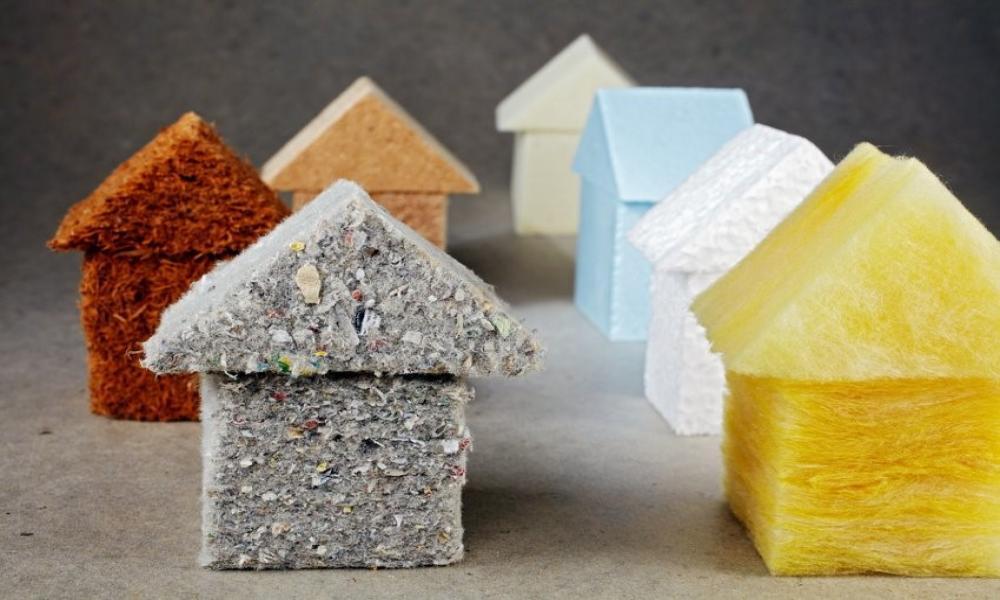 Какие материалы применяются для утепления дома