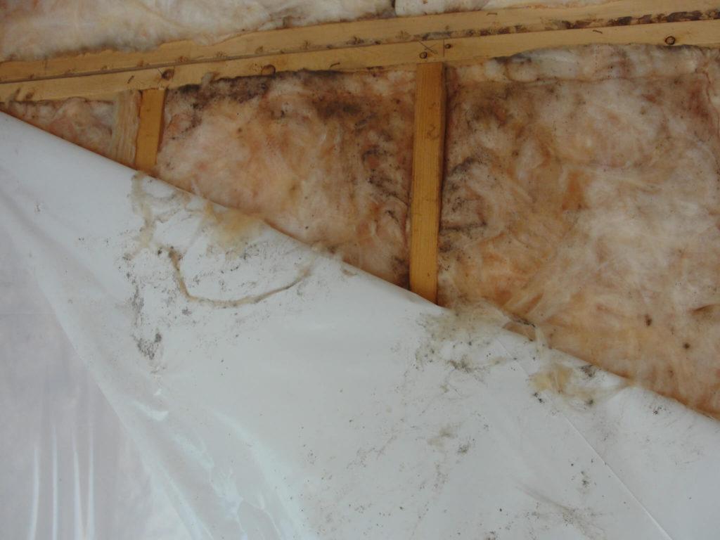 Пароизоляция для стен деревянного дома какой стороной