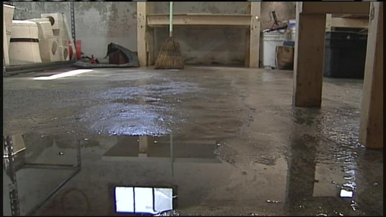 Что делать если в подвале частного дома постоянно стоит вода