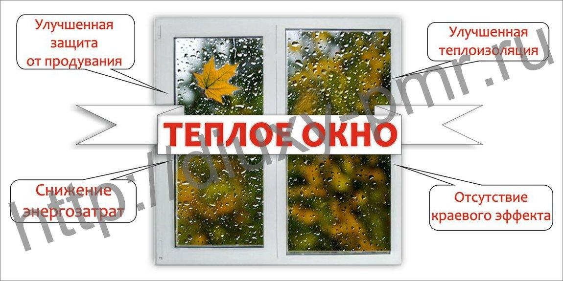 Как выбрать теплые энергоэффективные теплосберегающие окна