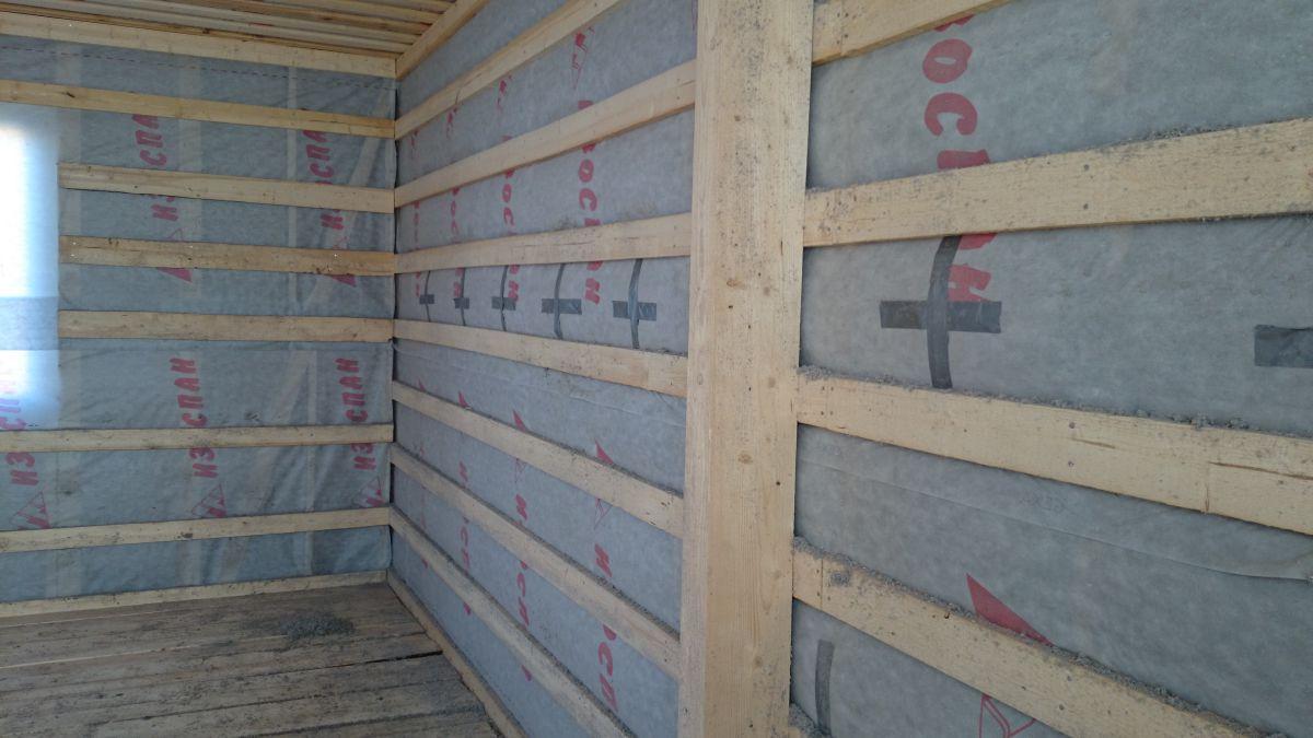 Ветроизоляция для стен дома и чем она отличается от пароизоляции
