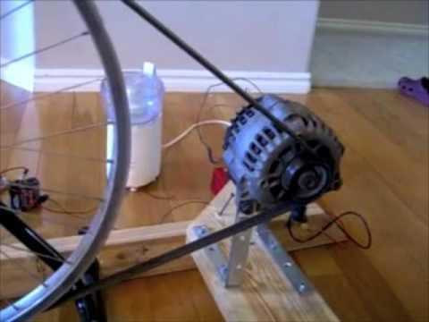 велосипедные динамо генераторы