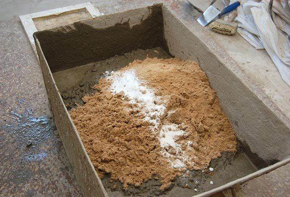 Как приготовить цементный раствор своими руками пропорции