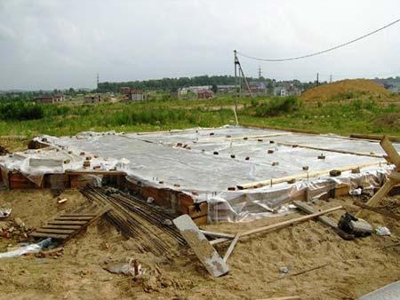 Нужно ли защищать бетон, пока он не затвердеет