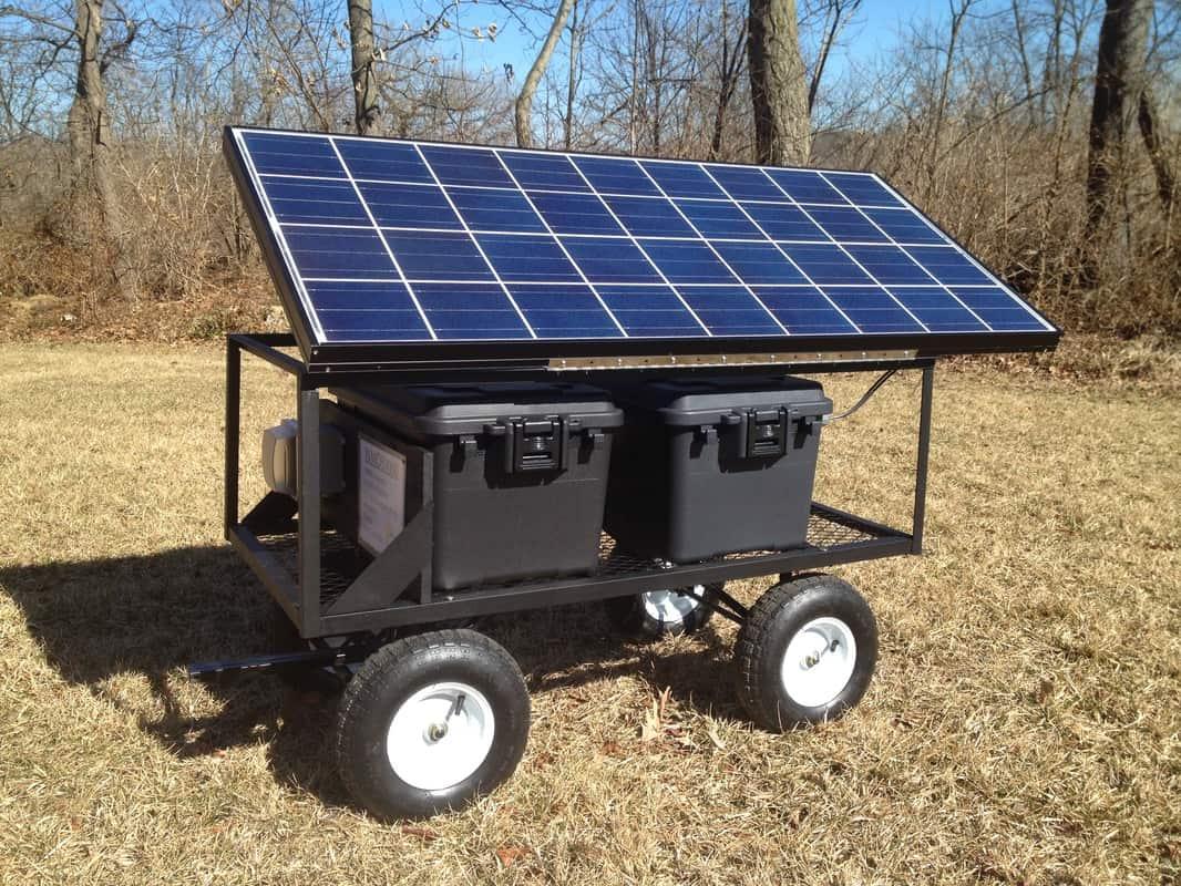 Генератор на солнечных батареях для дома и дачи плюсы и минусы