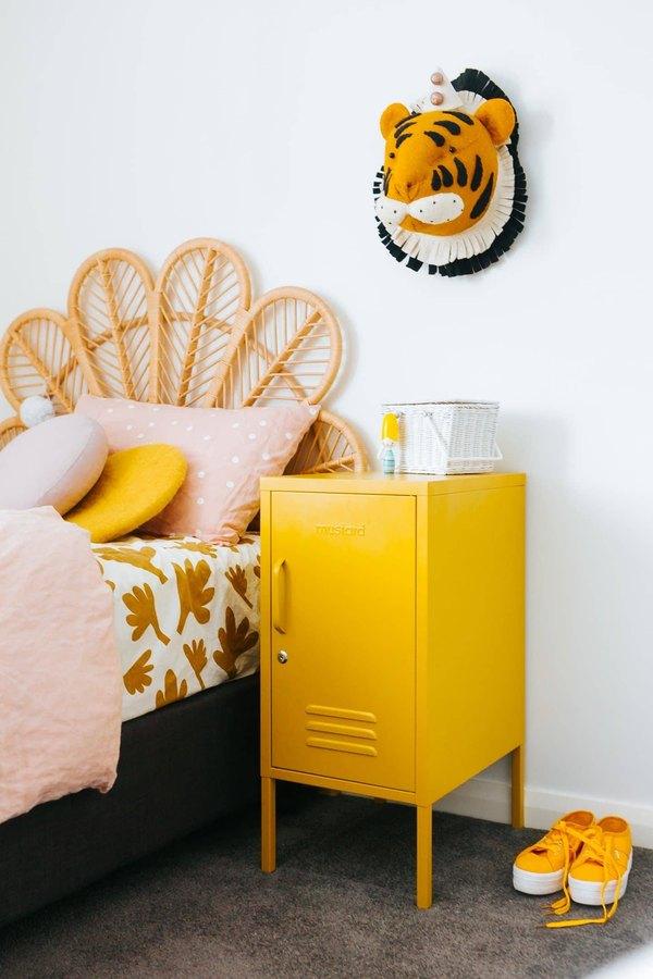 Детская комната в желтых тонах идеи как красиво добавить желтый цвет
