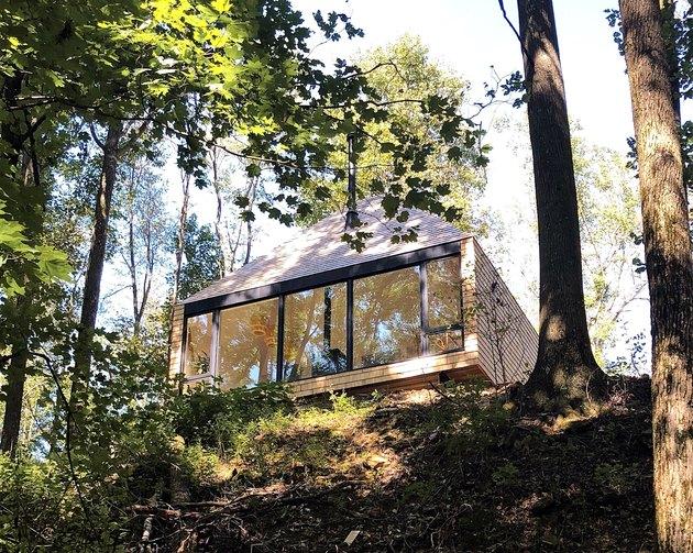Интерьер и дизайн загородного дома в скандинавском стиле (фото)