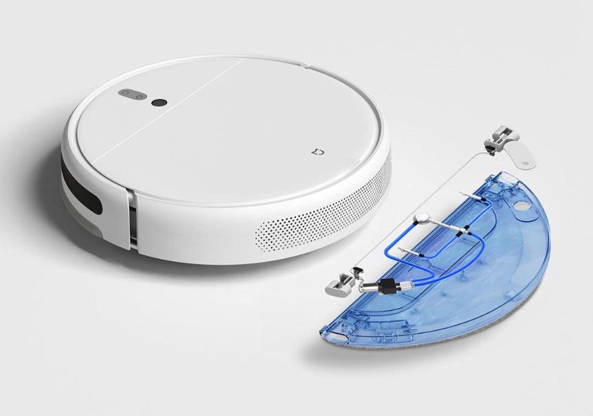 Xiaomi Mijia 1C обзор и характеристики робота пылесоса
