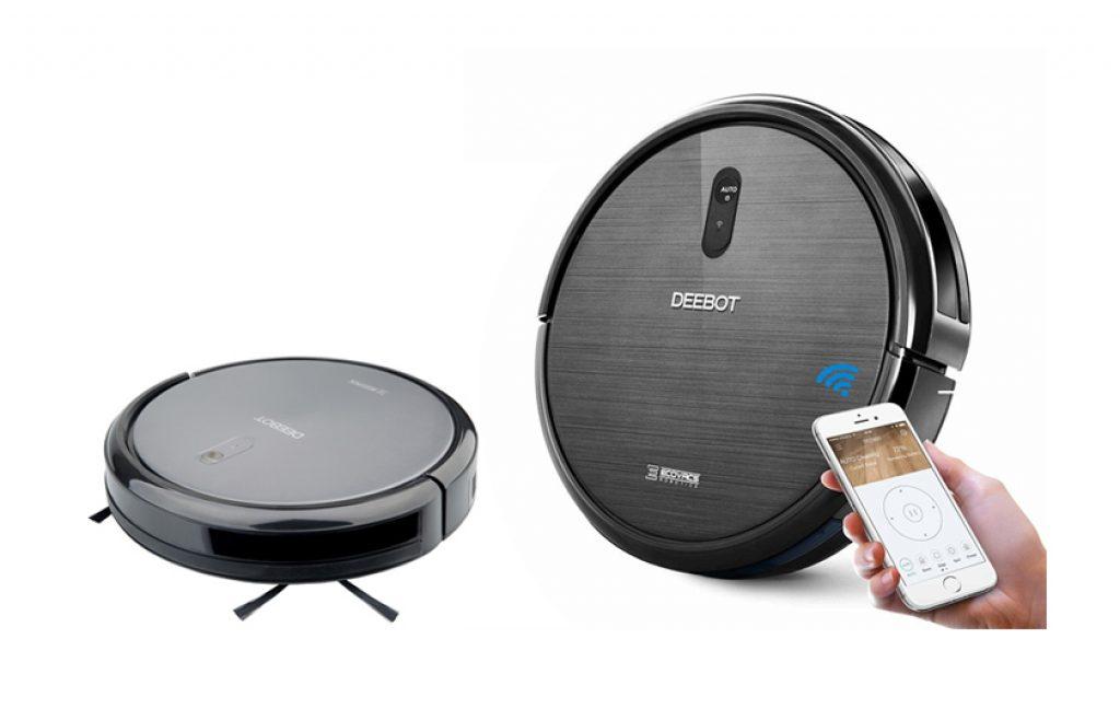 EcoVacs DEEBOT N79 обзор недорогого робота пылесоса