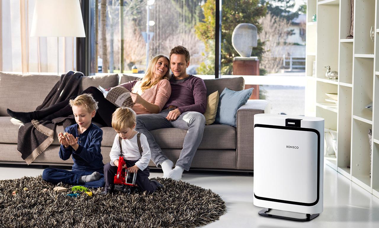 Как выбрать очиститель воздуха для квартиры и дома