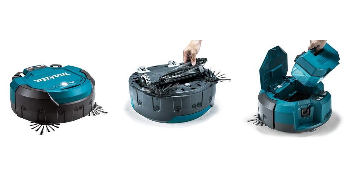 Makita DRC200Z промышленный робот пылесос все плюсы и минусы