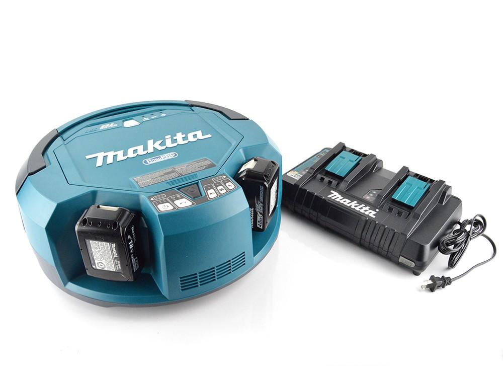 Робот Makita DRC200Z спецификации и характеристики