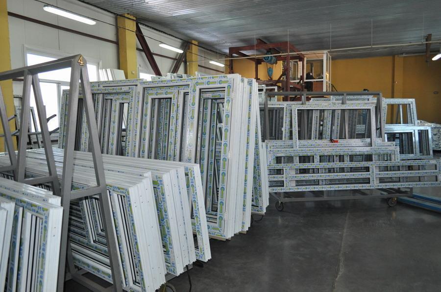 Производство и монтаж пластиковых окон в Белгороде