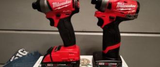 Ударный гайковерт Milwaukee M12 и M18 Обзор, отзывы, сравнение