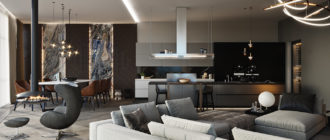 Как создать в доме дизайн-интерьер премиум-класса