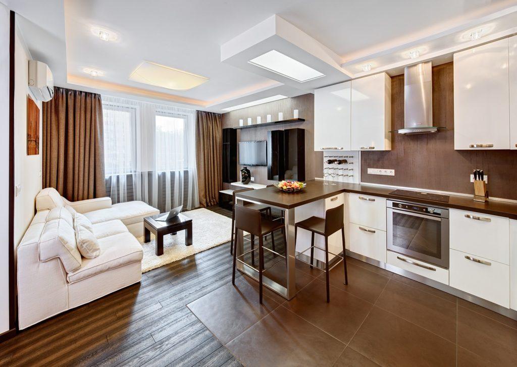 Советы по организации пространства квартиры-студии, чтобы сделать ее более уютной