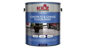 Лучшая краска для гаража эпоксидно-акриловая краска KILZ
