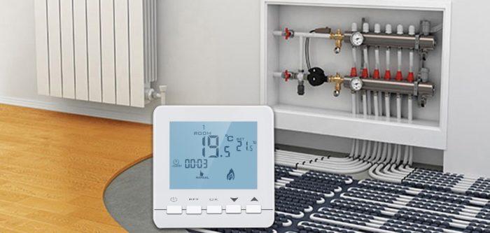 Что такое термостат для теплого пола и как он работает