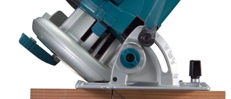 Обзор дисковой циркулярной пилы Makita 5008MG