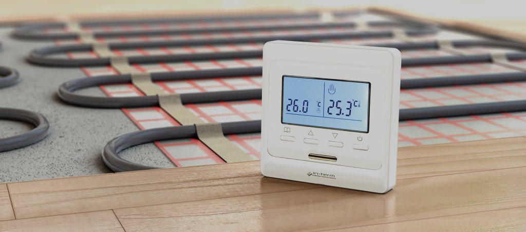 Термостат для теплого пола Как правильно выбрать