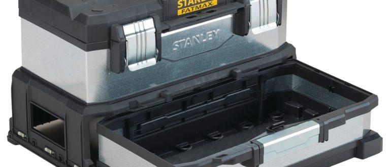 Рейтинг лучших ящиков для инструментов STANLEY на колесах и переносных