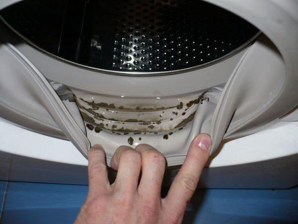 запах из стиральных машин