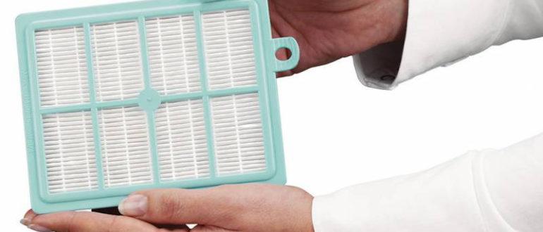 Воздушные фильтры HEPA