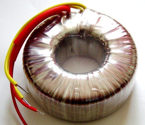 катушки тороидального трансформатора