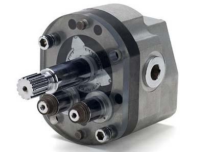 Как устроен гидравлический двигатель