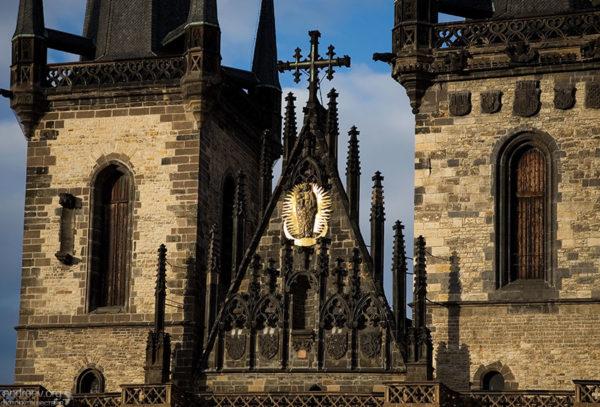 готический стиль средневековья